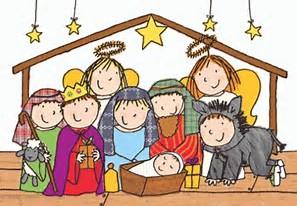 nativity play image